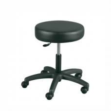 Stool without backrest (Gas Lift) - Black