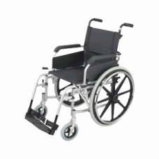 Wheelchair (Fixed Arm/Footrest) - 46cm