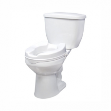 Toilet Seat (Raised) without Handles