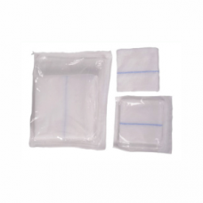 Abdominal Swabs - 450 mm x 370 mm x 4 Ply (Sterile, X Ray Detectable)